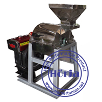 8 mesin penepung hammer mill stainless steel