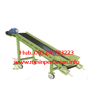 Mesin Conveyor Feeder Kompos